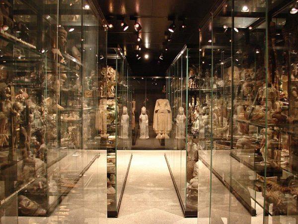 Экспозиция музея Ритберга