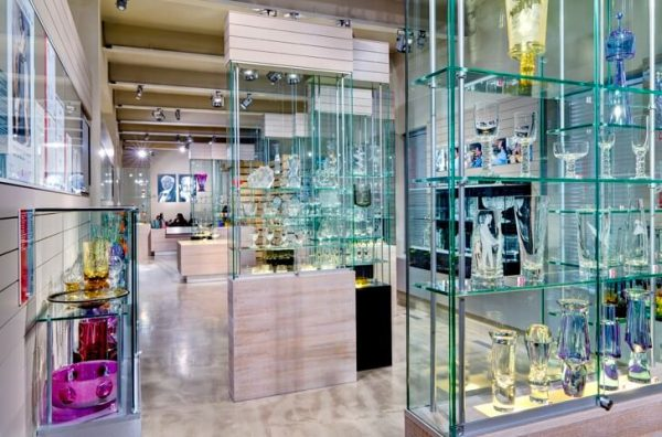 Музей стекла Мозер в Карловых Варах