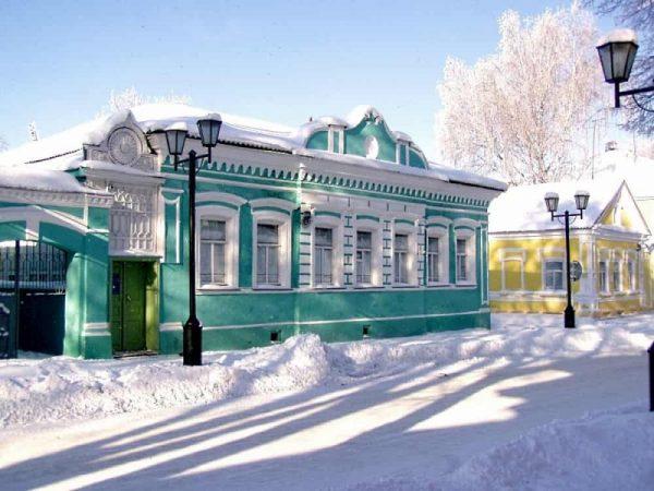 Детский музей на Купеческой в Городце