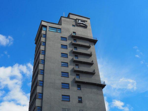 Небоскрёб Tagblatt-Turm в Штутгарте