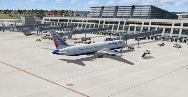 Аэропорт Штутгарта