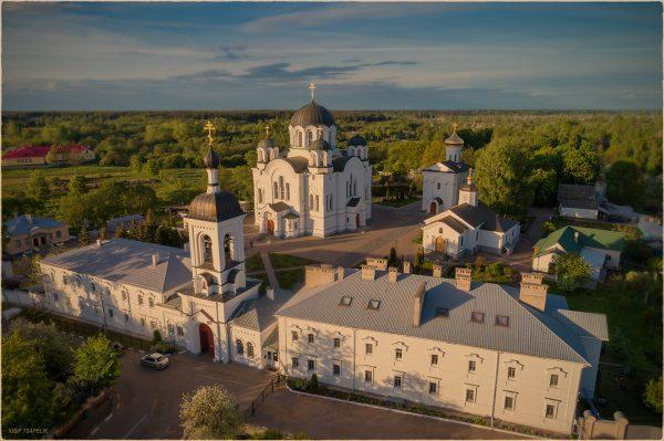 Спасо-Ефросиниевский монастырь в Полоцке