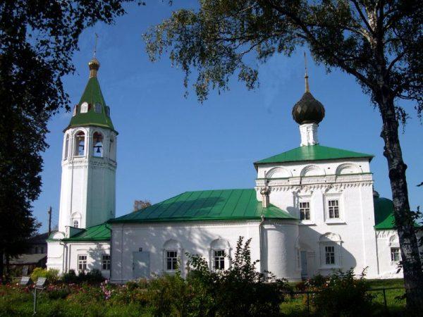 Церковь Михаила Архангела в Городце