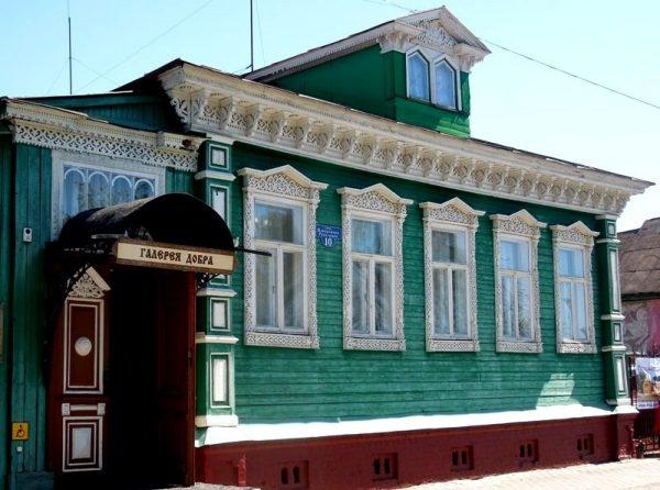 Музей «Галерея добра» в Городце