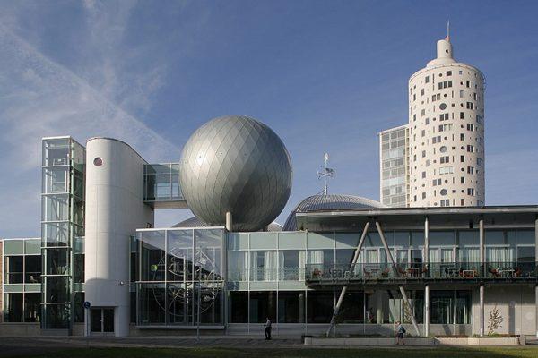 Научный центр АХХАА в Тарту