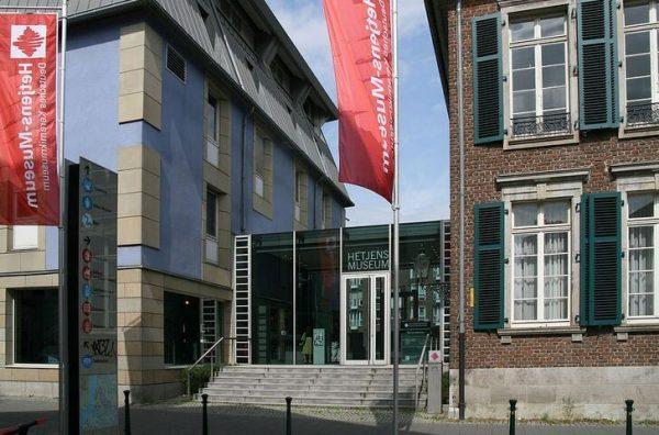 Музей Этьена в Дюссельдорфе
