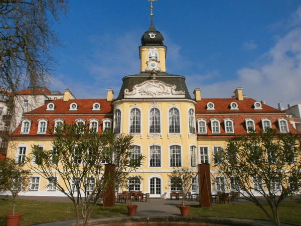 Немецкий музей садоводства в Лейпциге