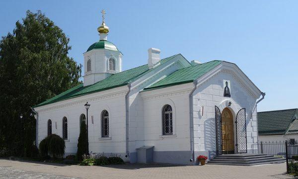 Свято-Евфросиниевский храм в Полоцке