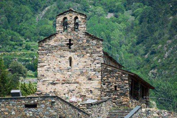 Церковь Сант Серни де Нагол