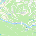 Отель «Империал» на карте Карловых Вар