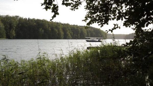 Озеро Липницзее недалеко от Берлина