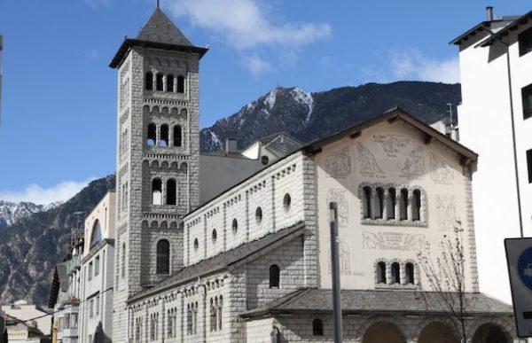 Церковь Сант Пере Мати