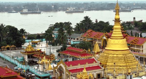 Пагода Ботатаунг
