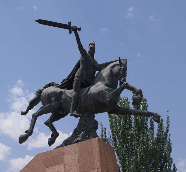 Памятник Вардану Мамикояну