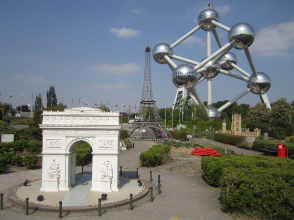 Парк «Мини-Европа» в Брюсселе