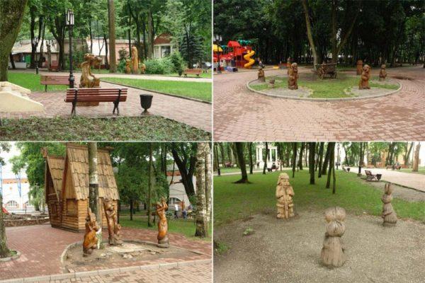 Парк А. К. Толстого в Брянске