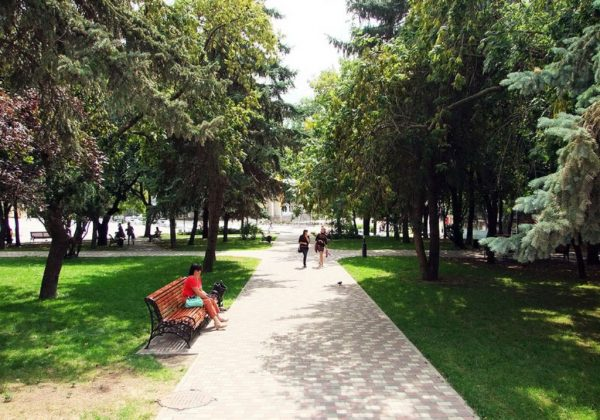 Парк культуры и отдыха в Пятигорске