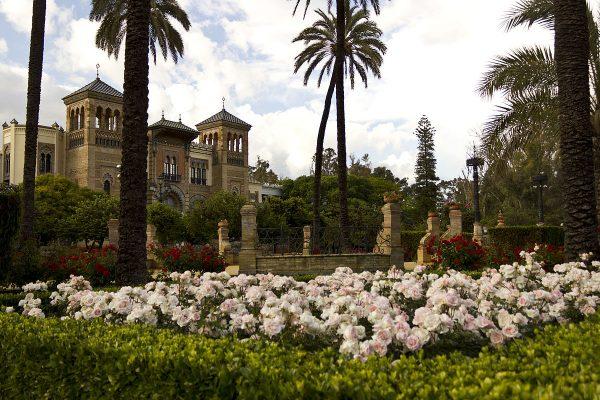 Парк Марии Луизы в Севилье