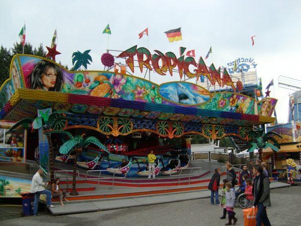Парк развлечений в Гамбурге
