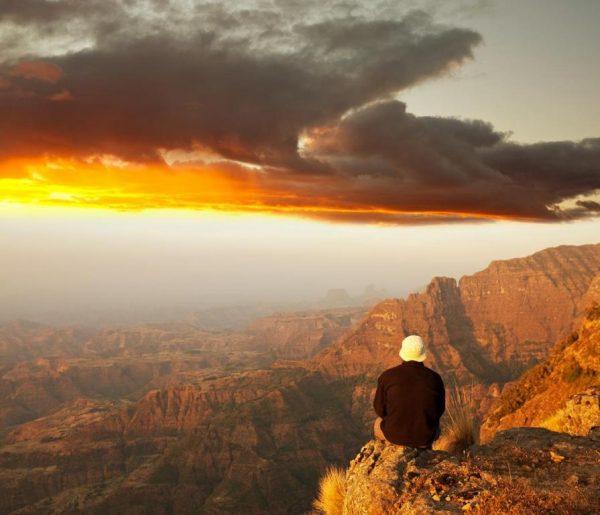Пейзаж в Эфиопии