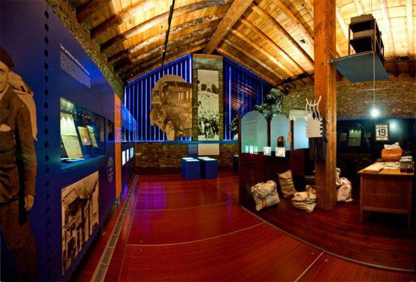 Почтовый музей Андорры