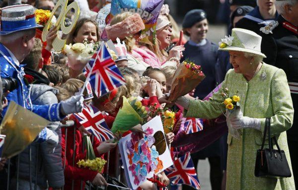 Празднования по случаю дня рождения Елизаветы II