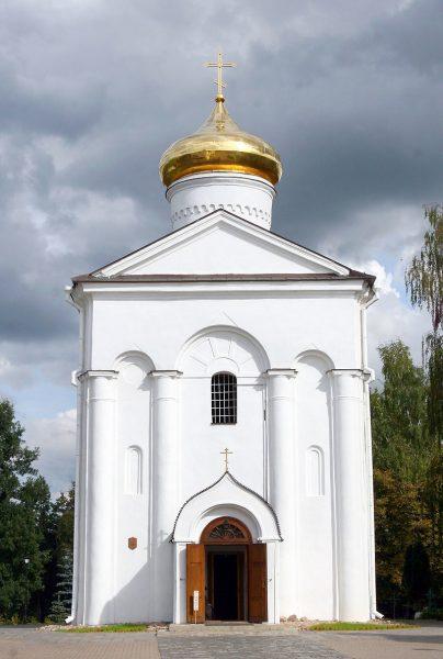 Спасо-Преображенский храм в Полоцке