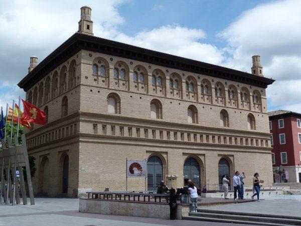 Здание Биржи в Сарагосе