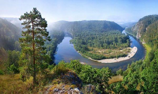 Река Белая (Агидель)