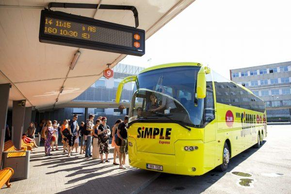 Автобус Simple Express