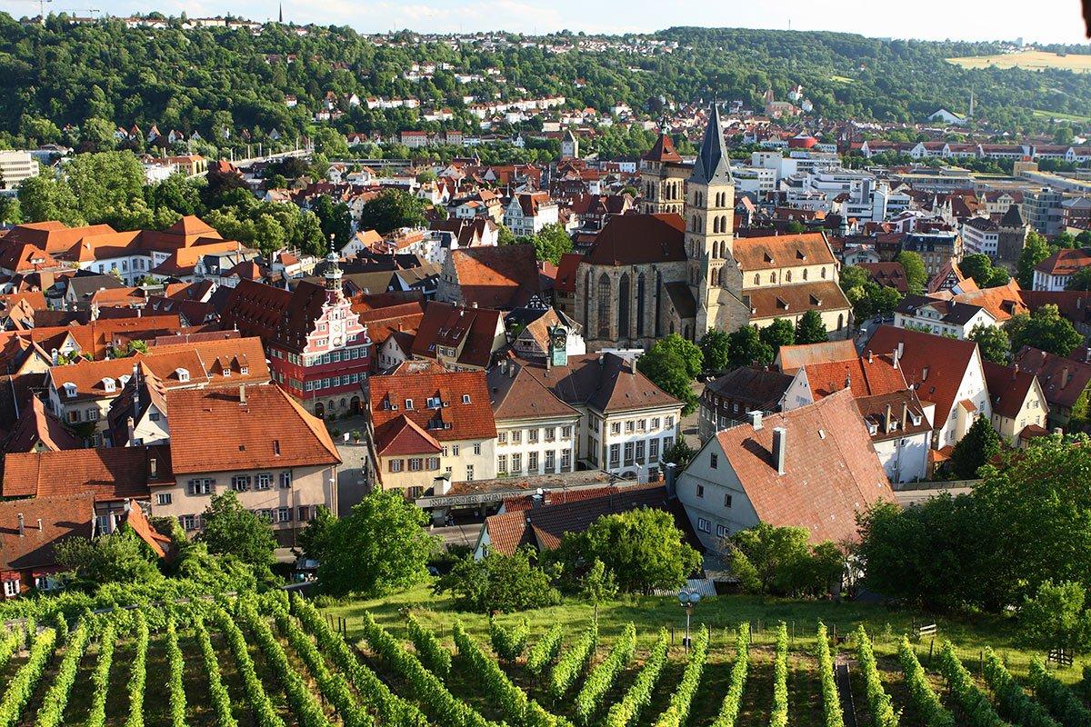 Штутгарт: город дворцов и автомобильных музеев