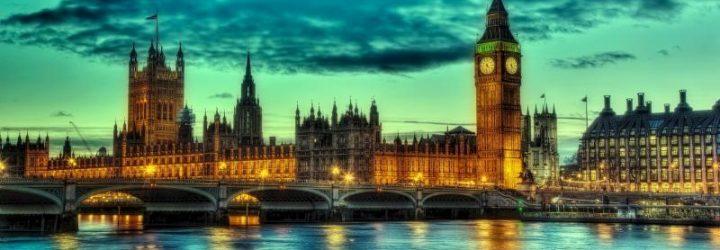 Символы Лондона — Вестминстерский дворец и Биг Бен
