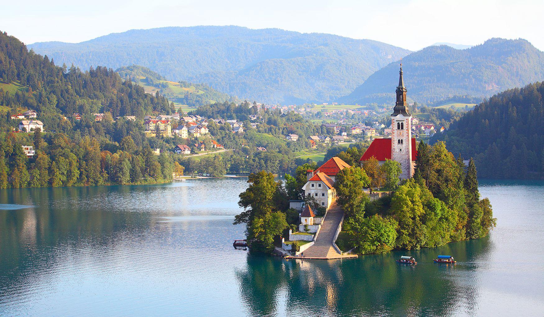 Туристическая Словения: тихий средневековый уют