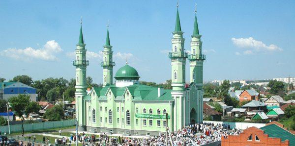 Мечеть Халит ибн Валит в Стерлитамаке