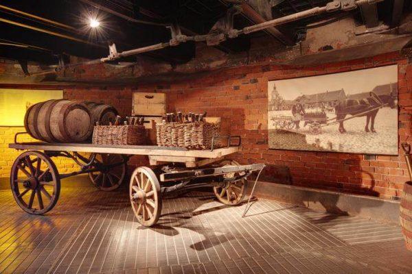 Тартуский музей пива A Le Coq в Эстонии