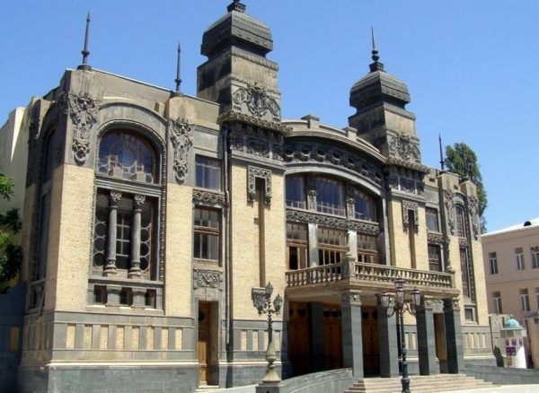 Театр оперы и балета им. М. Ф. Ахундова в Баку