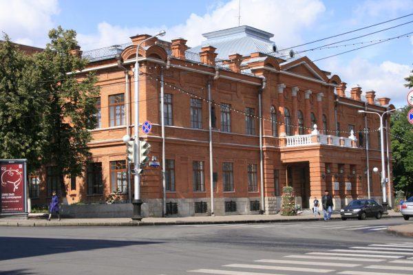 Театр оперы и балета в Уфе