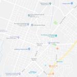 Туристическая карта города Мэкэле