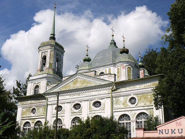 Успенский собор Тарту