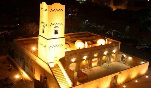 Мечеть Аль-Мади
