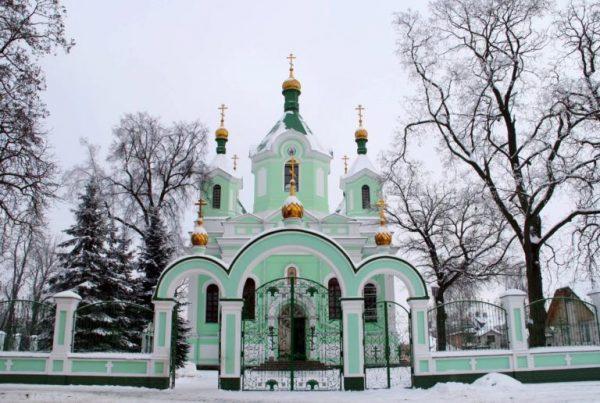 Свято-Симеоновский собор