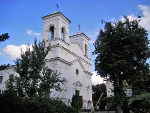 Костёл Воздвижения Святого Креста