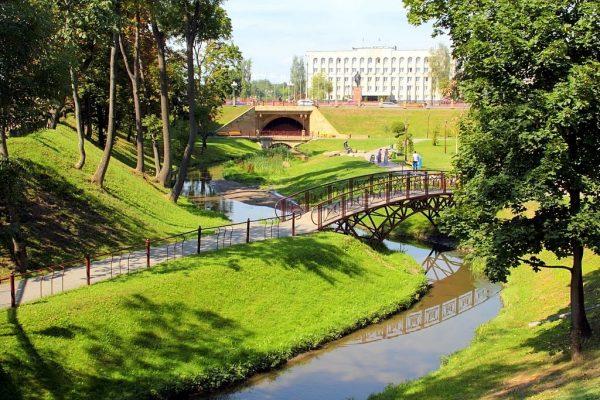 Городской парк имени Жана Эммануэля Жилибера
