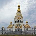 Храм Всем Святым