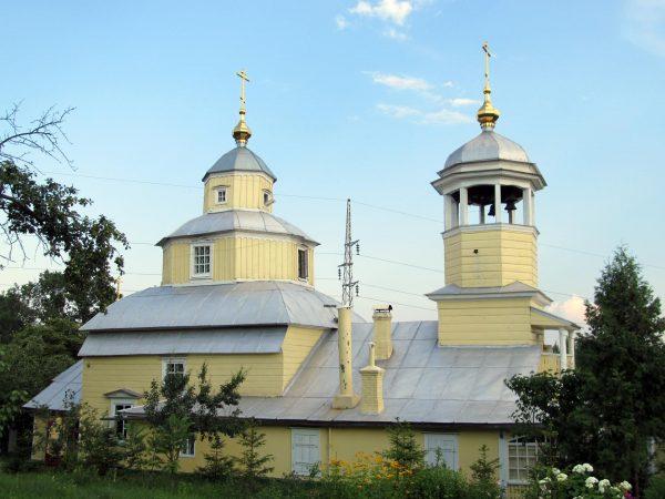 Ильинская старообрядческая церковь