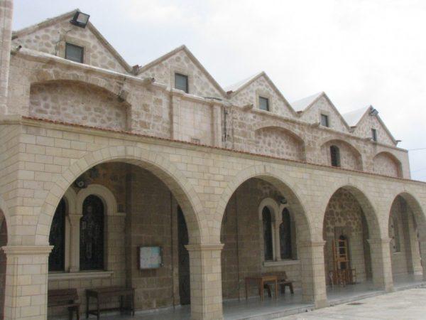 Внешний вид церкви Святого Теодороса