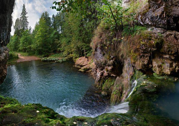 Водопад Атыш