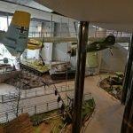 Военная техника в музее истории ВОВ