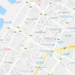 Всемирный торговый центр Дубая на карте