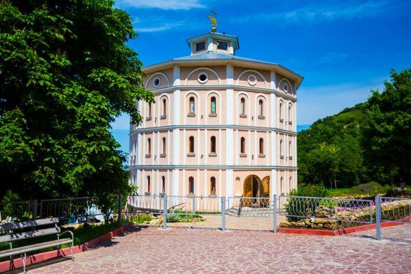 Второ-Афонский Свято-Успенский Бештаугорский мужской монастырь